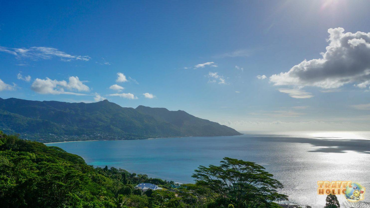 Baie de Beau Vallon, Seychelles