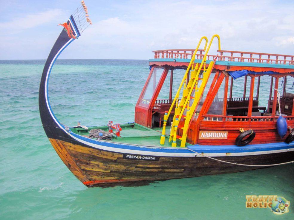 Dhoni maldivien