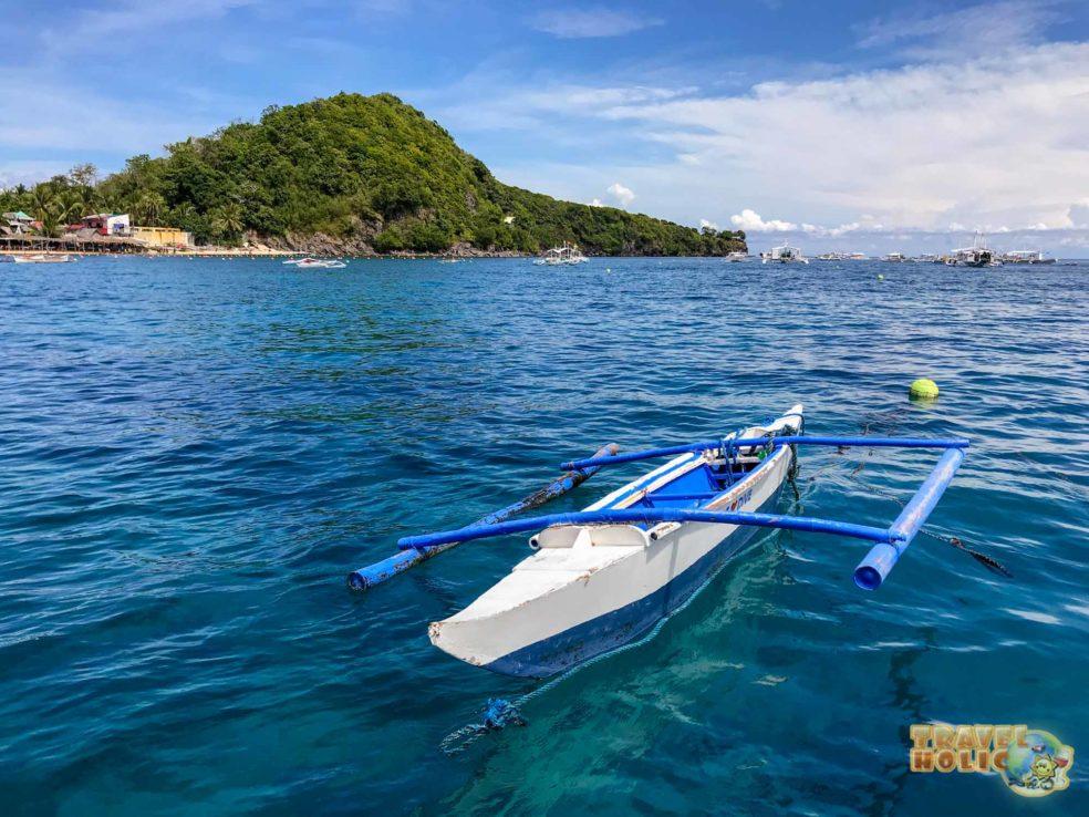 Apo Island, spot de plongée populaire aux Philippines